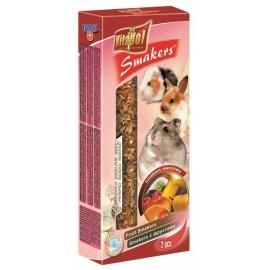 Vitapol Smakers dla gryzoni - owocowy 2szt [1107]