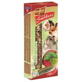 Vitapol Smakers dla gryzoni - warzywny 2szt [1108]