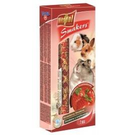 Vitapol Smakers dla gryzoni - truskawkowy 2szt [1117]