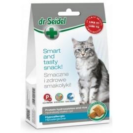 Dr Seidel Smakołyki dla kotów hipoalergiczne 50g