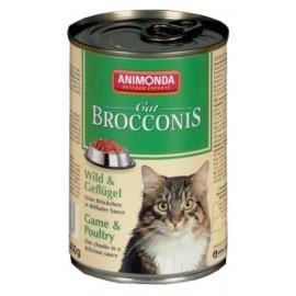 Animonda Brocconis Kot Dziczyzna+Drób 400g