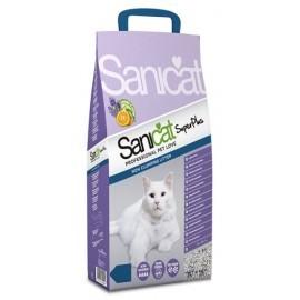 Sanicat Professional Super Plus lawendowo-pomarańczowy 10L
