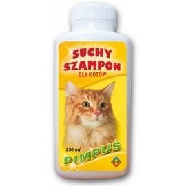 Certech Suchy szampon dla kotów Pimpuś 250ml