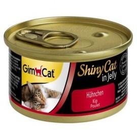 Gimpet Shinycat Huhnchen - kurczak puszka 70g