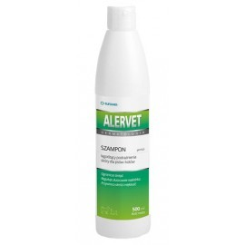 Alervet - szampon łagodzący podrażnienia 500ml