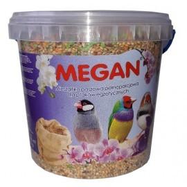 Megan Pokarm dla ptaków tropikalnych 1L [ME10]