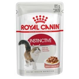 Royal Canin Instinctive w sosie karma mokra dla kotów dorosłych, wybrednych saszetka 85g
