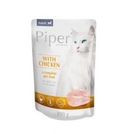 Piper Kot Kurczak saszetka 100g