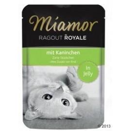 Miamor Ragout Royale z Królikiem w galaretce saszetka 100g