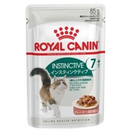 Royal Canin Instinctive +7 w sosie karma mokra dla kotów starszych, wybrednych saszetka 85g
