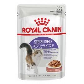 Royal Canin Sterilised w sosie karma mokra dla kotów dorosłych, sterylizowanych saszetka 85g