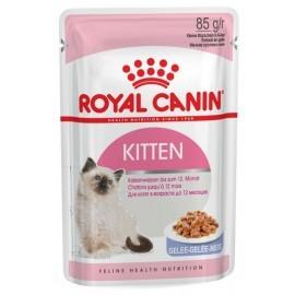 Royal Canin Kitten Instinctive w galaretce karma mokra dla kociąt do 12 miesiąca życia saszetka 85g