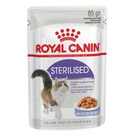 Royal Canin Sterilised w galaretce karma mokra dla kotów dorosłych, sterylizowanych saszetka 85g