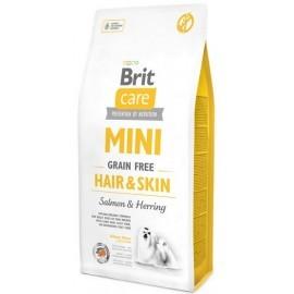 Brit Care Grain Free Mini Hair & Skin 400g