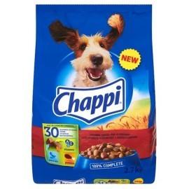 Chappi Wołowina, drób i warzywa 2,7kg