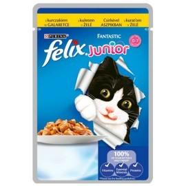 Felix Fantastic Junior Kurczak w galaretce saszetka 100g