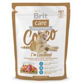 Brit Care Cat New Cocco I'm Gourmand Duck & Salmon 400g