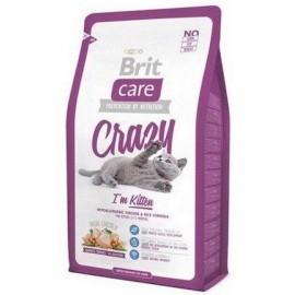 Brit Care Cat New Crazy I'm Kitten Chicken & Rice 7kg