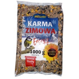 Megan Megi Karma zimowa energy 1kg [ME250]