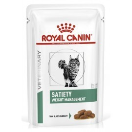 Royal Canin Veterinary Diet Feline Satiety Weight Management saszetka 85g