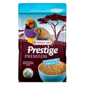 Versele-Laga Prestige Tropical Finches Premium małe ptaki egzotyczne 800g