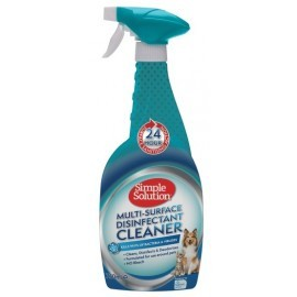 Simple Solution Multi-Surface Disinfectant Cleaner - preparat dezynfekujący spray 750ml